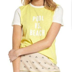 Madewell Pool vs. Beach Top
